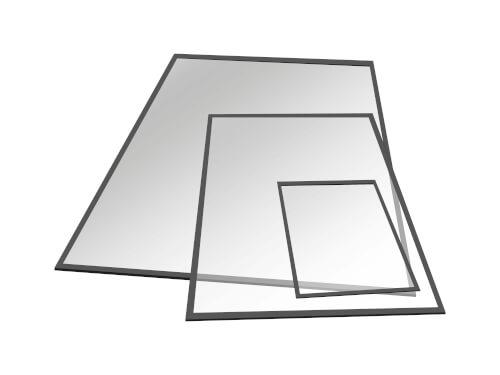 Magnetplast / Frontflast