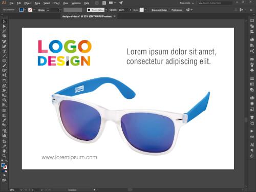 Design av tryckoriginal