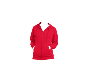 Lady-Fit Lightweight Hooded Jacket Dam