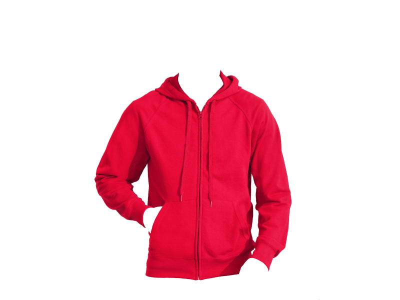 Lightweight Hooded Sweat Jacket Herr