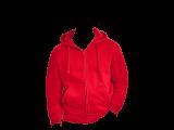 Authentic Zipped Hood Jacket Herr
