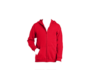 Full Zip Sweatshirt Youth