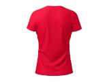 T-shirt ECO V-ringad Dam - BAKSIDA