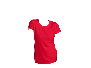 Neutral Ladies' Fitted T-shirt