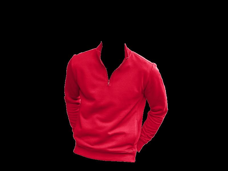 Tee Jays Half Zip Sweatshirt