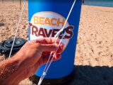 Justerbara plastspännen