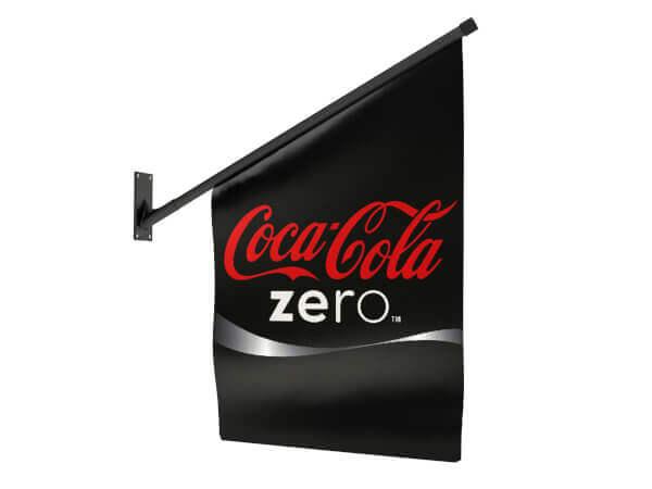 Fasadflaggor / Kioskflaggor