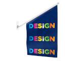Fasadflagga V-40x60 cm