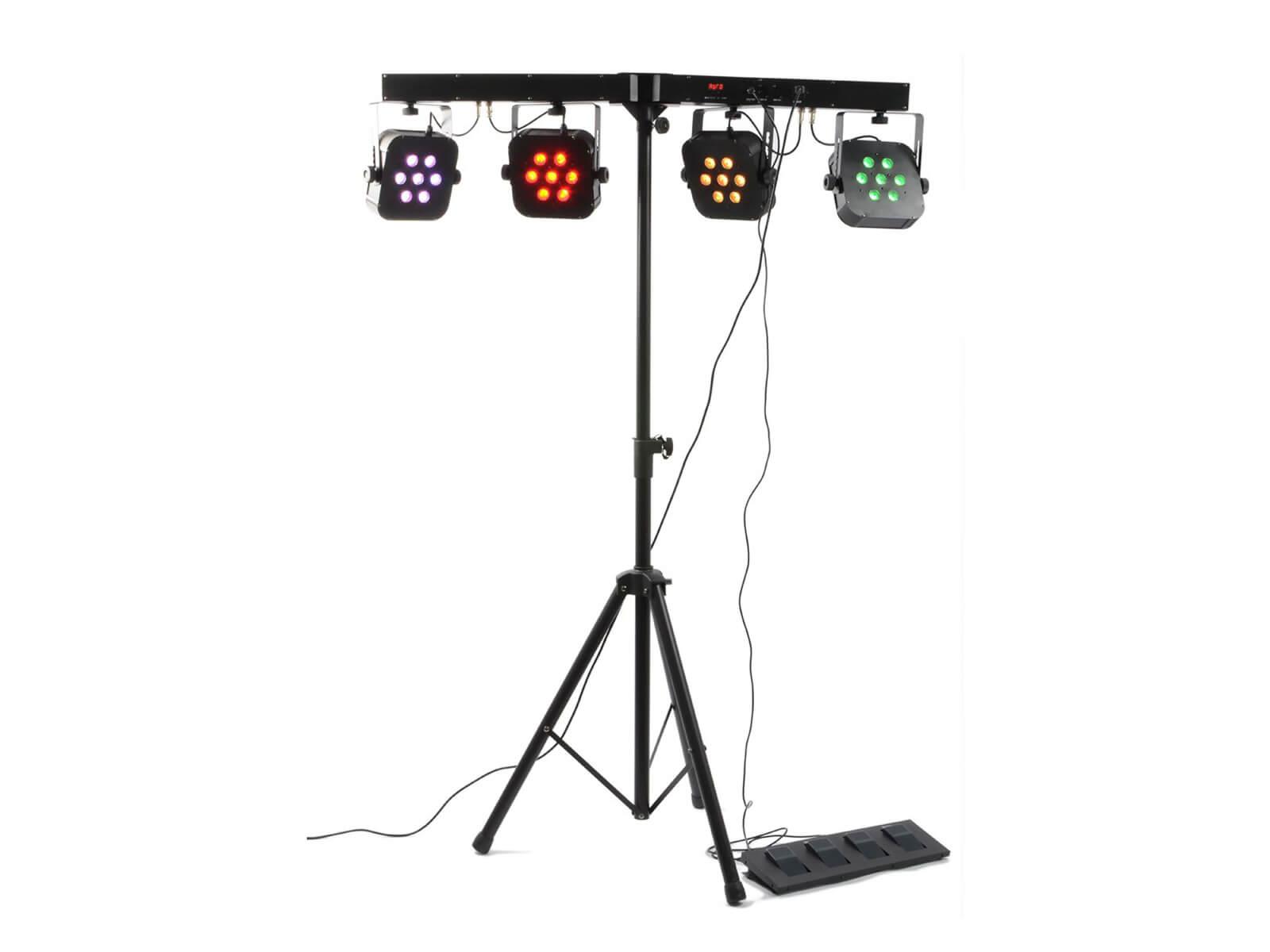 LED PARBAR 4-Way