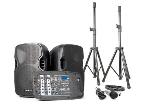 ljudsystem PSS-302