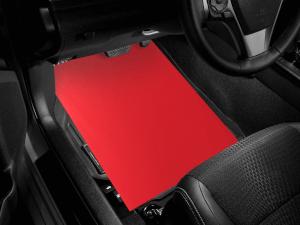Skyddsmatta till bilen med tryck