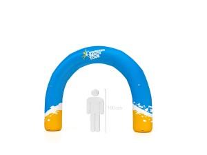 Uppblåsbar Portal AIR-R4