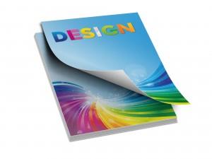 Flyers i CD format - Konfigurationsbild