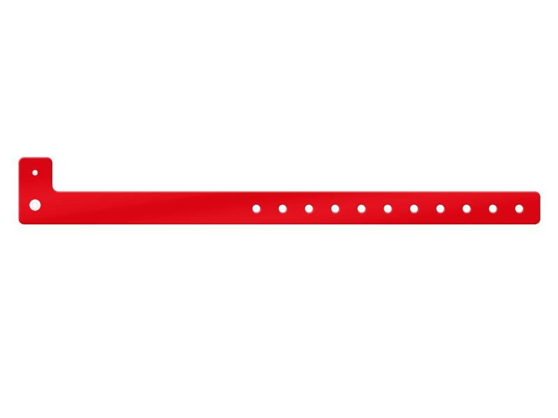Festivalarmband Plast Smala