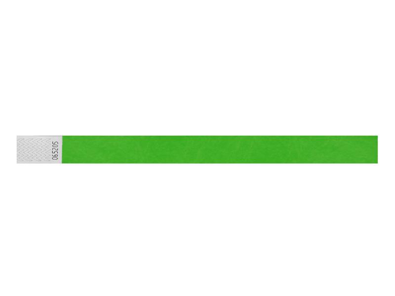 Festivalarmband Tyvek 19 mm