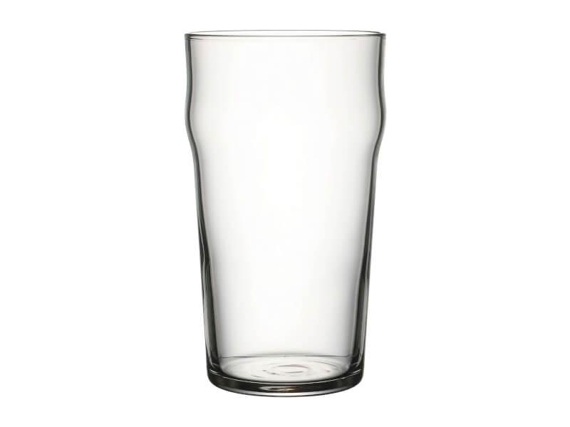 Ölglas Nonic - Konfigurationsbild