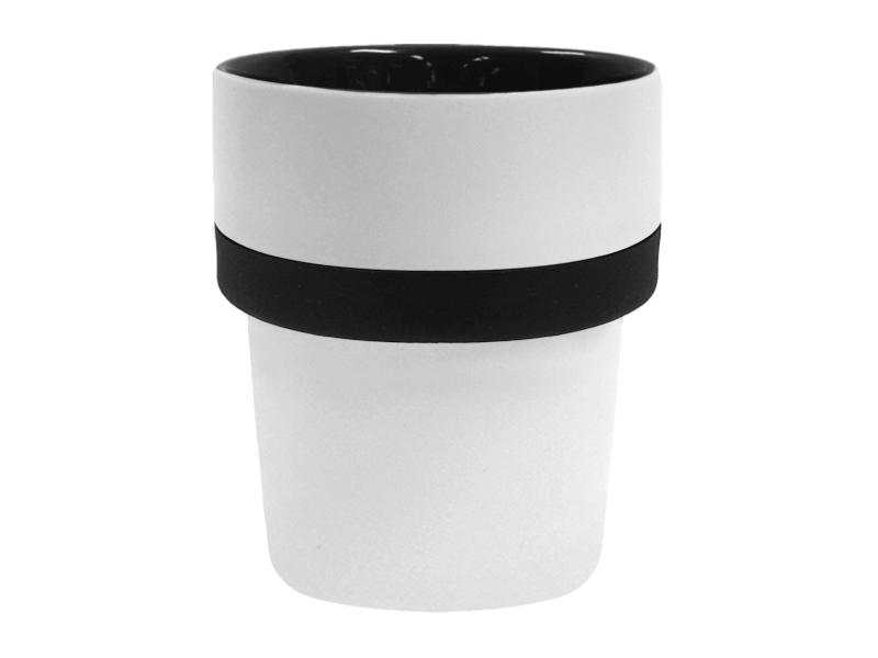 Kaffemugg Luna Vit