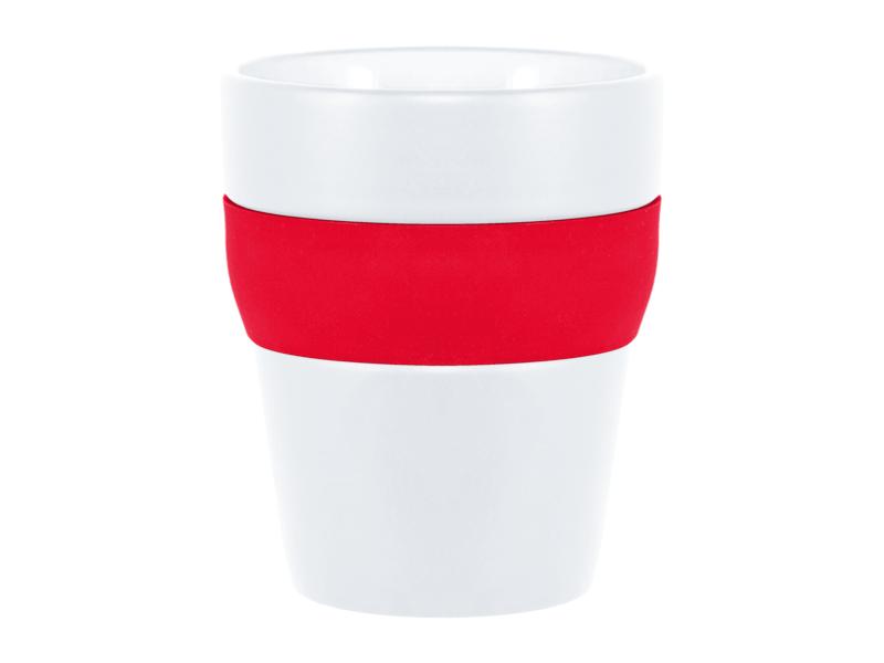 Kaffemugg Molly Vit