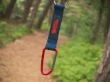 Exempel på Short Strap 20 mm med PVC-märke