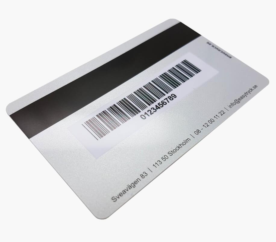 Magnetkort