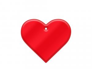 Mjuk Reflex Hjärta