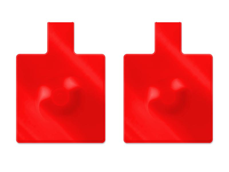 Reflexmagnet Kvadrat - Konfigurationsbild