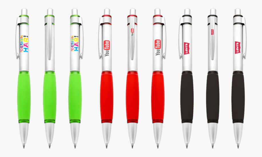 Tryck på pennor