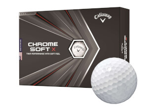Callaway Chrome Soft X - Referensbild