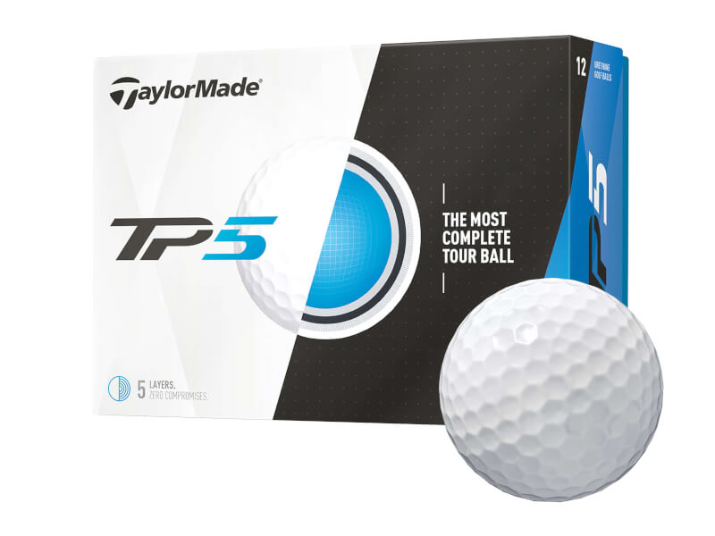 TaylorMade TP5 - Referensbild
