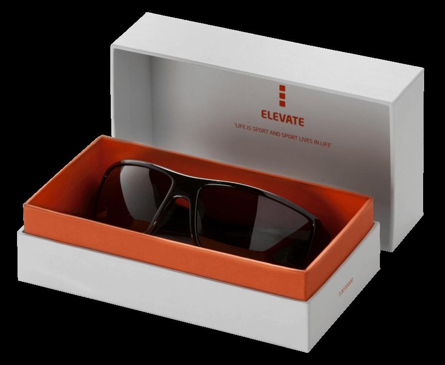 Förpackningar till tryckta solglasögon
