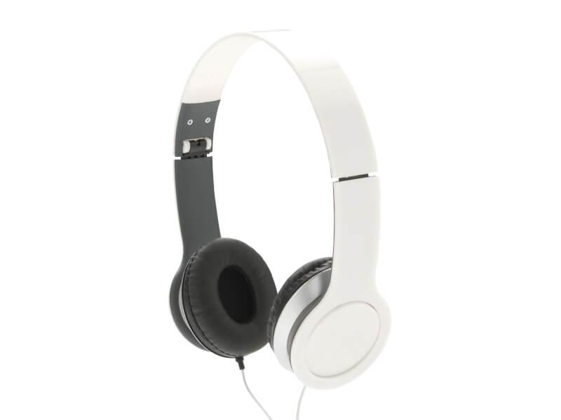 Hörlurar Basic Vit
