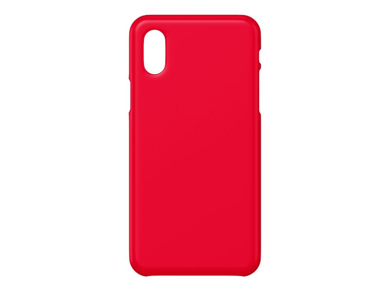 iPhoneskal med tryck till iPhone X