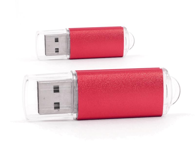 USB Kameleont | FRAM- och BAKSIDA